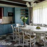 Фото Интерьер кухни в частном доме 06.02.2019 №266 - Kitchen interior - design-foto.ru