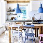 Фото Интерьер кухни в частном доме 06.02.2019 №267 - Kitchen interior - design-foto.ru