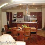 Фото Интерьер кухни в частном доме 06.02.2019 №268 - Kitchen interior - design-foto.ru