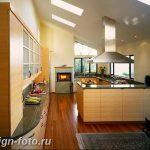 Фото Интерьер кухни в частном доме 06.02.2019 №272 - Kitchen interior - design-foto.ru
