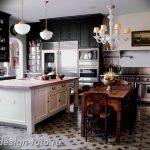 Фото Интерьер кухни в частном доме 06.02.2019 №276 - Kitchen interior - design-foto.ru