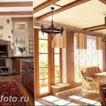 Фото Интерьер кухни в частном доме 06.02.2019 №279 - Kitchen interior - design-foto.ru