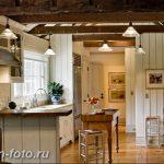 Фото Интерьер кухни в частном доме 06.02.2019 №280 - Kitchen interior - design-foto.ru