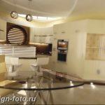 Фото Интерьер кухни в частном доме 06.02.2019 №281 - Kitchen interior - design-foto.ru