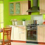 Фото Интерьер кухни в частном доме 06.02.2019 №282 - Kitchen interior - design-foto.ru