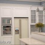 Фото Интерьер кухни в частном доме 06.02.2019 №285 - Kitchen interior - design-foto.ru