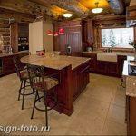 Фото Интерьер кухни в частном доме 06.02.2019 №289 - Kitchen interior - design-foto.ru