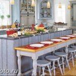 Фото Интерьер кухни в частном доме 06.02.2019 №294 - Kitchen interior - design-foto.ru
