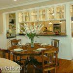 Фото Интерьер кухни в частном доме 06.02.2019 №296 - Kitchen interior - design-foto.ru
