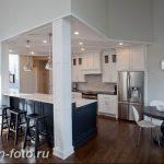 Фото Интерьер кухни в частном доме 06.02.2019 №298 - Kitchen interior - design-foto.ru