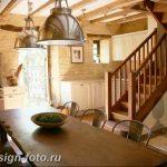 Фото Интерьер кухни в частном доме 06.02.2019 №299 - Kitchen interior - design-foto.ru