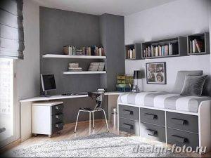 Фото Интерьер подростковой комнаты 26.06.2019 №039 - Interior teen room - design-foto.ru