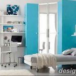 Фото Интерьер подростковой комнаты 26.06.2019 №043 - Interior teen room - design-foto.ru
