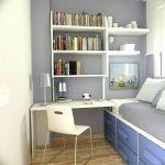 Фото Интерьер подростковой комнаты 26.06.2019 №053 - Interior teen room - design-foto.ru
