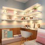 Фото Интерьер подростковой комнаты 26.06.2019 №064 - Interior teen room - design-foto.ru