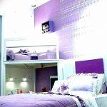 Фото Интерьер подростковой комнаты 26.06.2019 №083 - Interior teen room - design-foto.ru