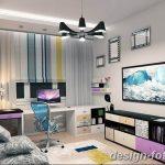 Фото Интерьер подростковой комнаты 26.06.2019 №097 - Interior teen room - design-foto.ru
