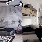 Фото Интерьер подростковой комнаты 26.06.2019 №098 - Interior teen room - design-foto.ru