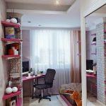 Фото Интерьер подростковой комнаты 26.06.2019 №155 - Interior teen room - design-foto.ru