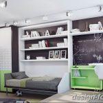 Фото Интерьер подростковой комнаты 26.06.2019 №175 - Interior teen room - design-foto.ru