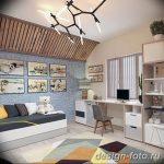 Фото Интерьер подростковой комнаты 26.06.2019 №186 - Interior teen room - design-foto.ru