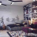 Фото Интерьер подростковой комнаты 26.06.2019 №201 - Interior teen room - design-foto.ru