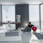 Фото Интерьер подростковой комнаты 26.06.2019 №243 - Interior teen room - design-foto.ru