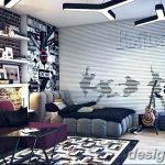 Фото Интерьер подростковой комнаты 26.06.2019 №327 - Interior teen room - design-foto.ru