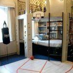 Фото Интерьер подростковой комнаты 26.06.2019 №354 - Interior teen room - design-foto.ru