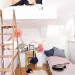 Фото Интерьер подростковой комнаты 26.06.2019 №374 - Interior teen room - design-foto.ru