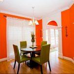 Фото Оранжевый цвет в интерь 20.06.2019 №009 - Orange color in the interio - design-foto.ru