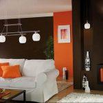 Фото Оранжевый цвет в интерь 20.06.2019 №011 - Orange color in the interio - design-foto.ru