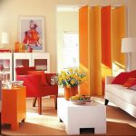 Фото Оранжевый цвет в интерь 20.06.2019 №025 - Orange color in the interio - design-foto.ru