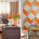 Фото Оранжевый цвет в интерь 20.06.2019 №026 - Orange color in the interio - design-foto.ru