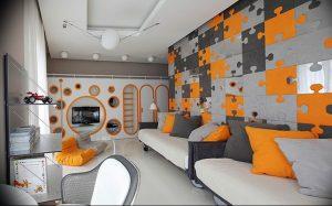 Фото Оранжевый цвет в интерь 20.06.2019 №034 - Orange color in the interio - design-foto.ru