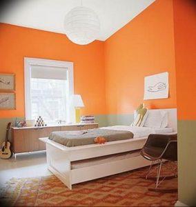 Фото Оранжевый цвет в интерь 20.06.2019 №039 - Orange color in the interio - design-foto.ru