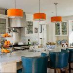 Фото Оранжевый цвет в интерь 20.06.2019 №043 - Orange color in the interio - design-foto.ru