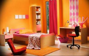 Фото Оранжевый цвет в интерь 20.06.2019 №052 - Orange color in the interio - design-foto.ru