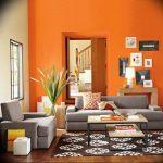 Фото Оранжевый цвет в интерь 20.06.2019 №058 - Orange color in the interio - design-foto.ru