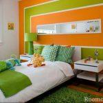 Фото Оранжевый цвет в интерь 20.06.2019 №065 - Orange color in the interio - design-foto.ru