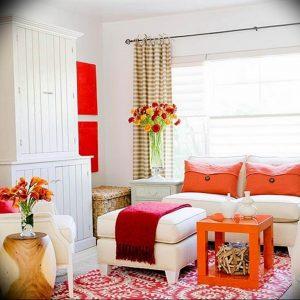 Фото Оранжевый цвет в интерь 20.06.2019 №068 - Orange color in the interio - design-foto.ru