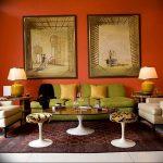 Фото Оранжевый цвет в интерь 20.06.2019 №072 - Orange color in the interio - design-foto.ru
