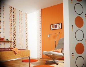Фото Оранжевый цвет в интерь 20.06.2019 №073 - Orange color in the interio - design-foto.ru