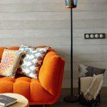 Фото Оранжевый цвет в интерь 20.06.2019 №076 - Orange color in the interio - design-foto.ru