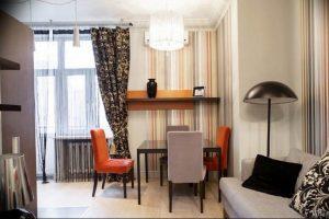 Фото Оранжевый цвет в интерь 20.06.2019 №080 - Orange color in the interio - design-foto.ru