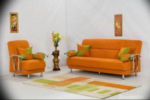 Фото Оранжевый цвет в интерь 20.06.2019 №083 - Orange color in the interio - design-foto.ru
