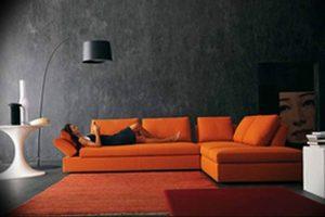 Фото Оранжевый цвет в интерь 20.06.2019 №085 - Orange color in the interio - design-foto.ru