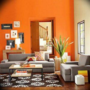 Фото Оранжевый цвет в интерь 20.06.2019 №087 - Orange color in the interio - design-foto.ru