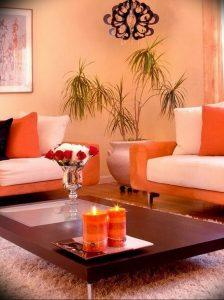 Фото Оранжевый цвет в интерь 20.06.2019 №088 - Orange color in the interio - design-foto.ru