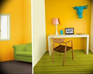 Фото Оранжевый цвет в интерь 20.06.2019 №089 - Orange color in the interio - design-foto.ru